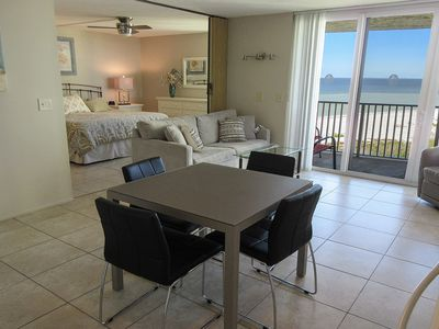 Photo for 6th Floor Spectacular Gulf Views from Estero Beach And Tennis Club 607C