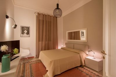Mazzini - double bedroom