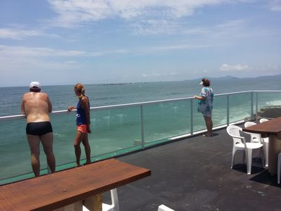 Photo for Vacation Home front beach _ low time 20 km Beto Carrero World