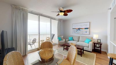 Photo for Newly updated 1 Bedroom condo with amazing beach views! Book Today! Doral 709