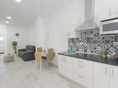 Photo for PASEO DE LOS TILOS 3. Apartment next to the Central Bus and Train Station