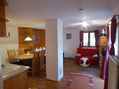 Photo for Holiday Home with mountain view, pets welcome