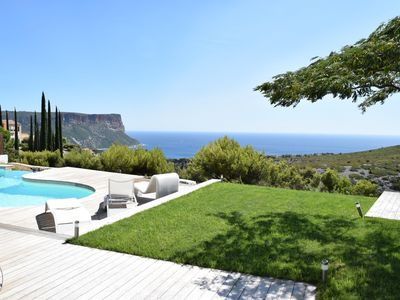 Photo for Magnificent luxury villa view cap canaillle