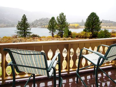Photo for Spectacular View for Your Romantic One Bedroom and Bath Mountain Getaway