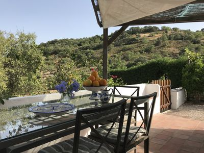 Photo for Casa Olivia - Charming renovated farmhouse with panoramic views
