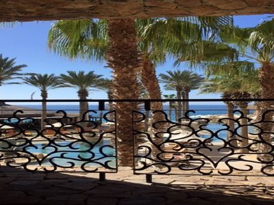 Photo for A state of the art resort located right on the beach in beautiful Cabo San Lucas