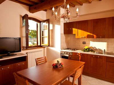 Photo for Agriturismo Le Rondini- APARTMENT WITH GAZEBO