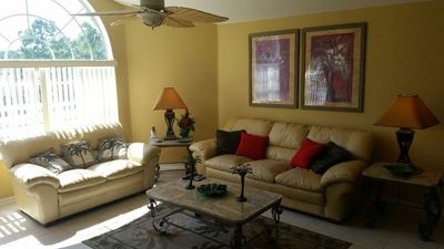 Photo for Apartment in Kissimmee with Air conditioning, Parking (528365)