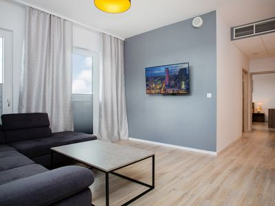 Photo for Two-bedroom apartment Varsovia 907 with terrace