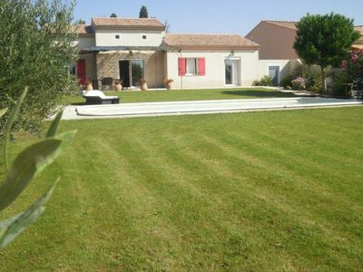 Photo for 4BR House Vacation Rental in ROCHEFORT DU GARD