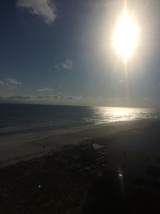 Beautiful Sunrise's & Sunset's From The Seacrest 603 Private Balcony