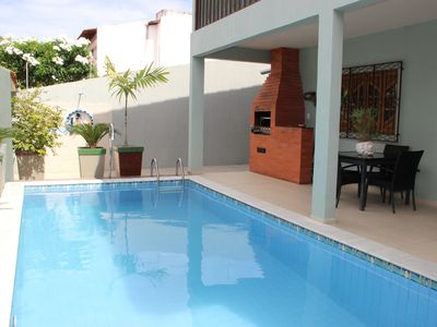 Photo for New house in Pajuçara with pool, barbecue.