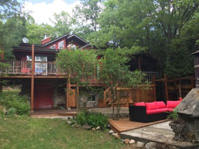 Photo for Lake house close to national parks and nature reserve