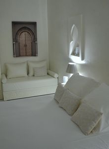 Photo for Riad Dar el Salam 20 km from Marrakech center: Haven of Peace, following Crystal