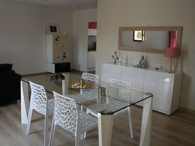 Photo for Stay 2 weeks in August !!  Villa in peace, close to the sea and the village.