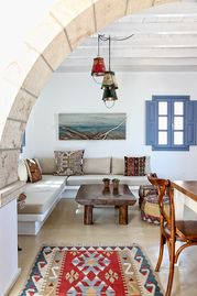 Patmos BLUE BAY Beautiful Summer House for Rent -Licence # MHTE 1468K92000456701