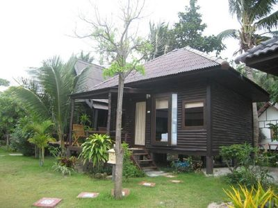 Photo for Koh Phangan Beach Front Bungalow