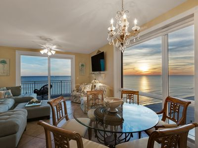 Photo for 7th FLOOR, CORNER, OCEANFRONT, FREE BEACH LOUNGES, WESTERN VIEWS, MANY UPGRADES