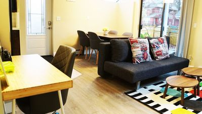 Photo for BEST OF VANCOUVER GREAT VALUE 1 BED BY VGH (N-50)