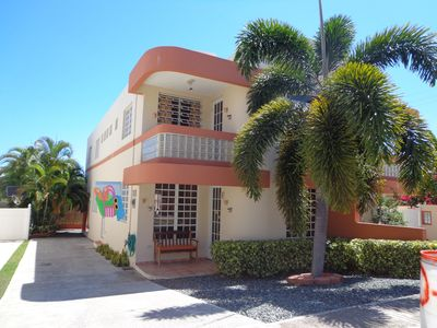 Photo for Beach Apartment located in the small town of La Parguera in Lajas, Puerto Ric
