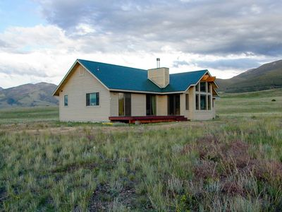 Photo for Yellowstone Retreat, Luxury & Privacy