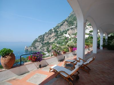 CHARMING VILLA in Positano with Wifi. **Up to $-542 USD off - limited time** We respond 24/7