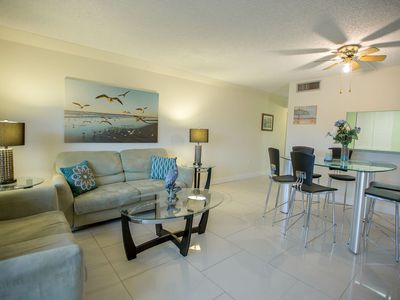 Photo for Beside Cocoa Beach Pier!!   Beautiful, Remodeled Condo!!!