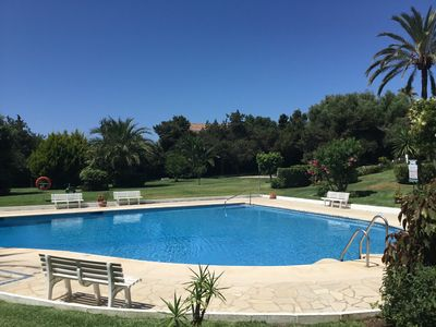 Photo for GROUND FLOOR  STUNNING APARTMENT - MARBELLA WITH FREE WI-FI