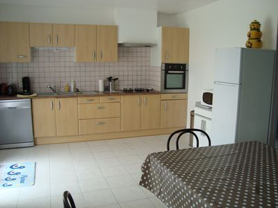 Photo for Cottage 120 m² on 800 m² very quiet all amenities 5 km shops pharmacies