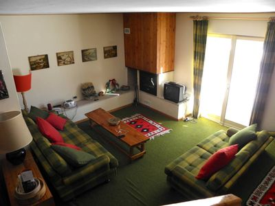 Photo for Cosy 2 floor Apartment with breathtaking view in Madonna di Campiglio