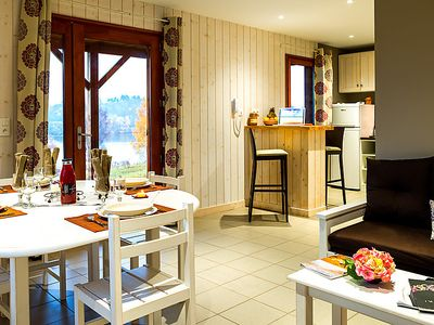 Photo for Vacation home Chalet Forêt in Meyrignac-l'Eglise - 6 persons, 2 bedrooms