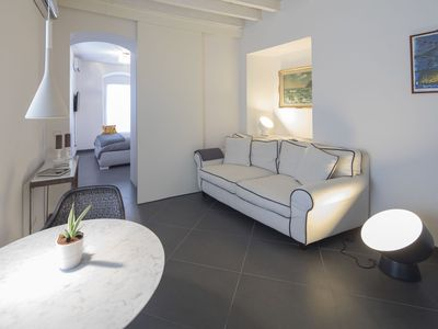 Photo for The Sea in Piazza apartment in the city center