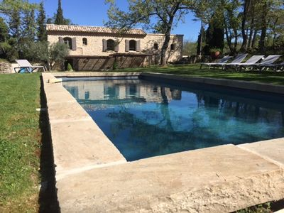 Photo for An exclusive and refined in the heart of the Luberon...