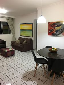 Photo for Great apartment in the heart of Boa Viagem.