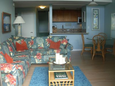 Photo for Beautiful Beachfront Condo - Just Remodeled!