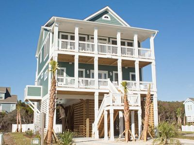 Photo for Alpha Breeze: 5 Bed/3.5 Bath Home with Private Pool and Ocean Views