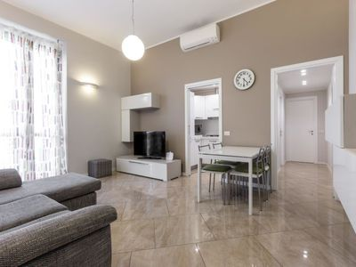 Photo for Apartment Porta Venezia  in Milan, Lombardy - 5 persons, 2 bedrooms