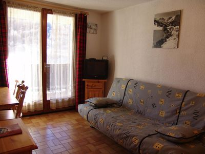 Photo for Studio Vacation Rental in Valloire