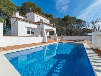Photo for Olalla: Villa with private pool in L'Escala