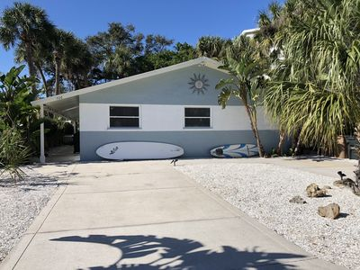 Photo for NEW! 1/2 Duplex just steps from the beach