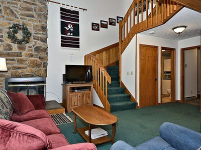 """Photo for """"It's a #10!"""" is located in Canaan Valley, WV. Easily accessible year round!"""