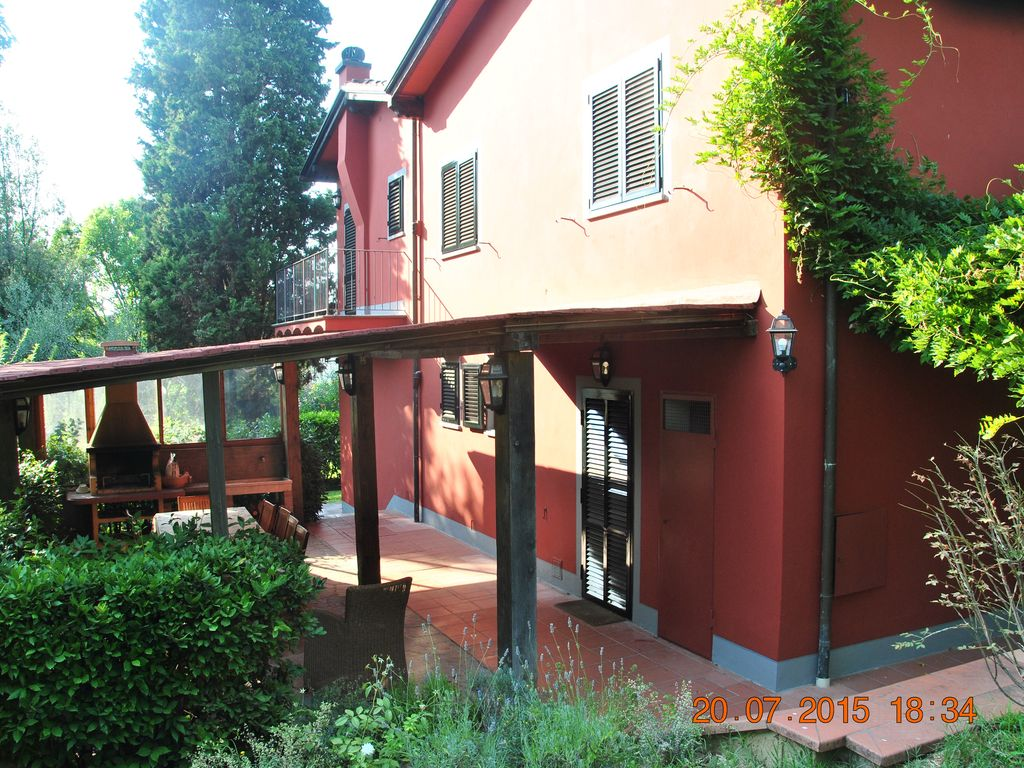 Beautiful Typical Tuscan House With Garden And Swimming Pool - House with garden and swimming pool