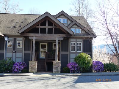 Photo for Fantastic 2BR Condo w Beautiful Amenities Overlooking Grandfather Mountain