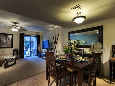 Photo for Popular Scottsdale Condo w/Private Garage, Laundry and 3 Patios. Prime Location!