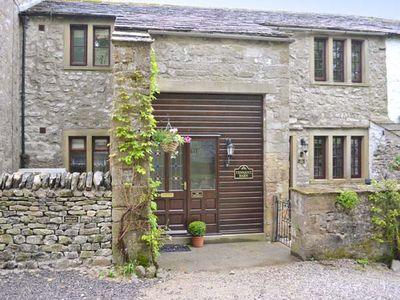 Photo for THE HAYLOFT AT TENNANT BARN, romantic in Malham, Ref 29303