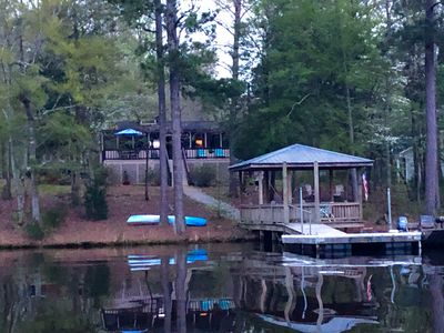 Photo for ***NEW LISTING***Private Lake Murray Cottage on Clouds Creek