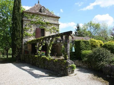 Photo for Discover the delights of the Dordogne from the beauty of Le Pigeonnier.