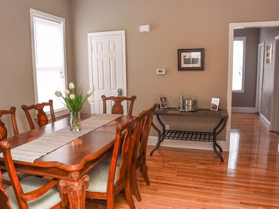 Photo for Newly Renovated 2B Apt in Fed Hill  close to Downtown and PVD Airport