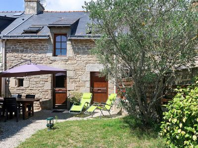 Photo for Vacation home Ty Marieflo  in Ploemeur, Morbihan - 4 persons, 2 bedrooms