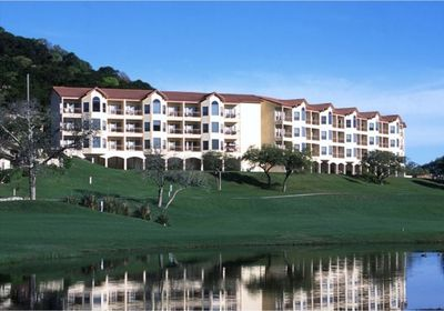 4 Stories, Elevators, Covered Parking Below, Lakes, Fish, Golf, Tennis, and More